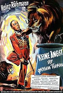 <i>Not Afraid of Big Animals</i> 1953 film