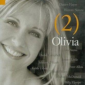 2 (Olivia Newton-John album) - Image: Olivia Newton John (2) album cover