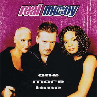 Real McCoy — One More Time (studio acapella)