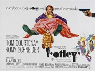 Otley (film) - British theatrical poster