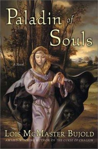 Paladin of Souls - Cover of first edition (hardcover)