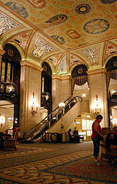Palmer House Rooms