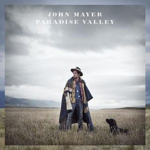 Paradise Valley (album) - Image: Paradise Valley cover, by John Mayer