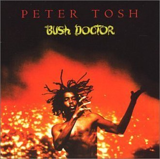 Rolling Stones Records - Peter Tosh's solo record.