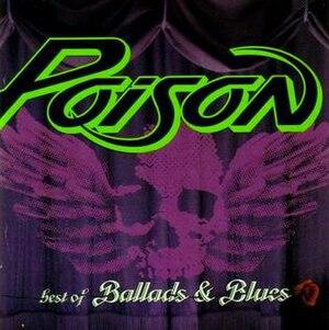 Best of Ballads & Blues - Image: Poisonballads&blues
