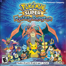 pokemon mystery dungeon arceus