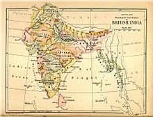 capital of india before independence
