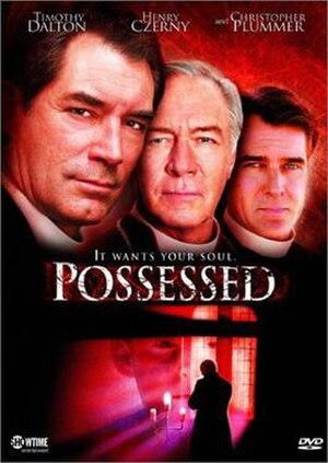 Possessed (2000 film) - DVD release cover