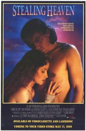 Stealing Heaven - Image: Poster of the movie Stealing Heaven