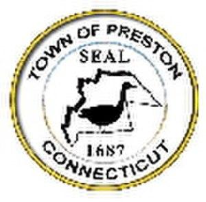 Preston, Connecticut - Image: Preston CT Seal