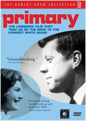 Primary (film) - Image: Primary DVD