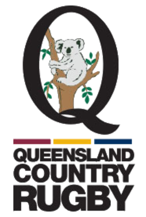 Queensland Country Championships - Image: Queensland Country Rugby logo