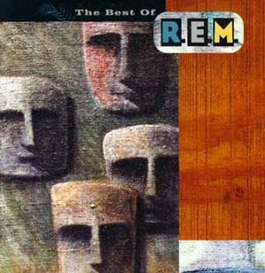 The Best of R.E.M. - Image: R.E.M. The Best of R.E.M