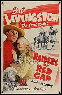 <i>Raiders of Red Gap</i> 1943 film directed by Sam Newfield