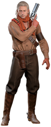 Revolver Ocelot Video game character