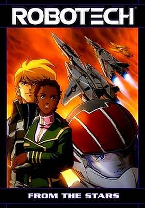 Robotech (comics) - Robotech: From The Stars