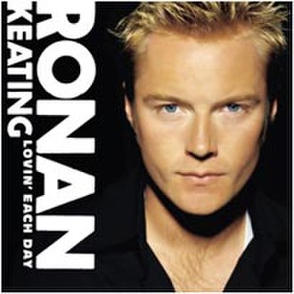 Lovin' Each Day - Image: Ronan Keating Lovin 1