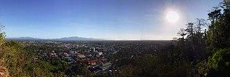 Rosario, Batangas - Image: Rosario Batangas skyline