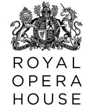 Royal Opera House - Image: Royal Opera House logo