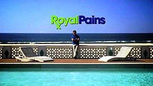 Royal Pains - Image: Royal Pains Title