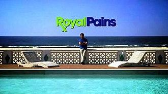 Royal Pains - Image: Royal Pains Title