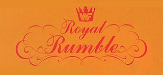 Royal Rumble (1988) 1988 World Wrestling Federation television special