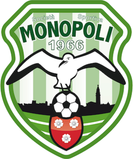 S.S. Monopoli 1966 association football club in Italy