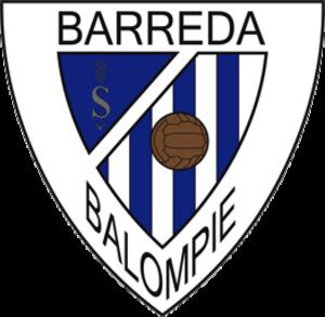 SD Barreda Balompié - Image: SD Barreda Balompié