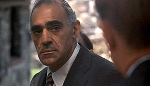 Salvatore Tessio - Abe Vigoda portraying Salvatore Tessio