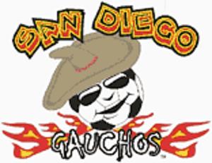 San Diego Gauchos - Original San Diego Gauchos logo from 2002