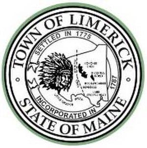 Limerick, Maine - Image: Seal of Limerick, Maine