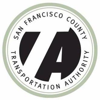 San Francisco County Transportation Authority - Image: Sfcta logo