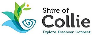 Shire of Collie - Image: Shire of Collie Logo