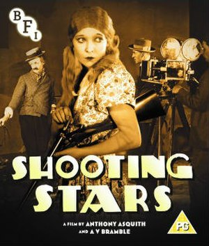 Shooting Stars (1927 film) - Image: Shooting Stars, directed by Anthony Asquith