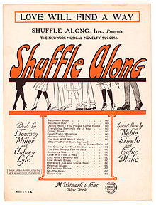 Stage 1920s III: Black Musicals