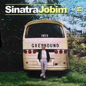 Sinatra & Company - Image: Sinatra Jobim 69cover