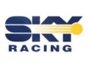 Sky Racing - Original logo