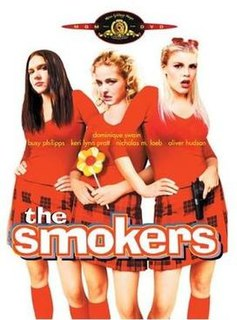<i>The Smokers</i> (film) 2000 film