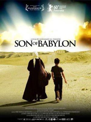 Son of Babylon - Film poster