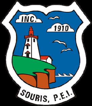 Souris, Prince Edward Island - Image: Souris PEI logo