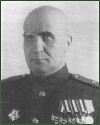 314th Rifle Division (Soviet Union) - Maj. Gen. Ivan Mikhailovich Aliev