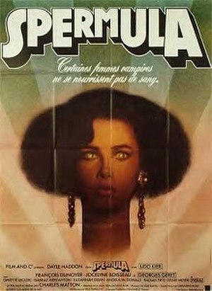 Spermula - Film poster