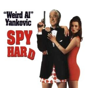 Spy Hard (song) - Image: Spy Hard Single