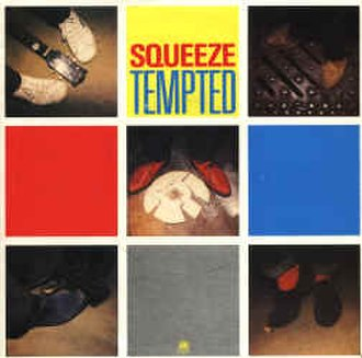 Tempted (Squeeze song) - Image: Squeeze tempted cover