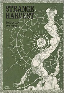 <i>Strange Harvest</i> book by Donald Wandrei