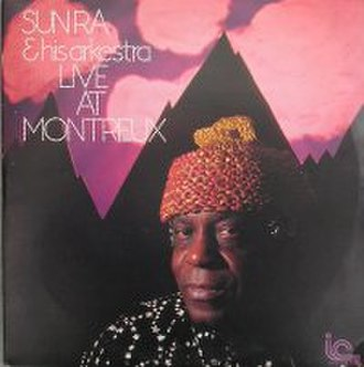 Live at Montreux (Sun Ra album) - Image: Sun Ra Montreux LP