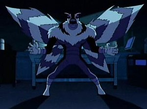 Killer Moth - Killer Moth as depicted on Teen Titans.