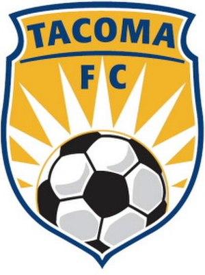 Seattle Sounders FC U-23 - Image: Tacomafc