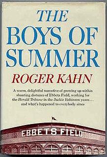 <i>The Boys of Summer</i> (book)