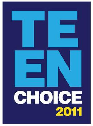2011 Teen Choice Awards - Image: Teen Choice Awards 2011 Logo